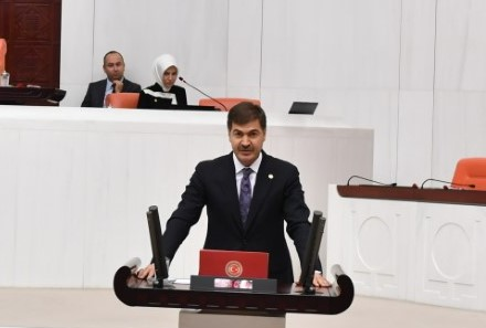 Milletvekili Demirkaya'dan Kabe açıklaması: Alçak saldırıyı şiddetle kınıyorum