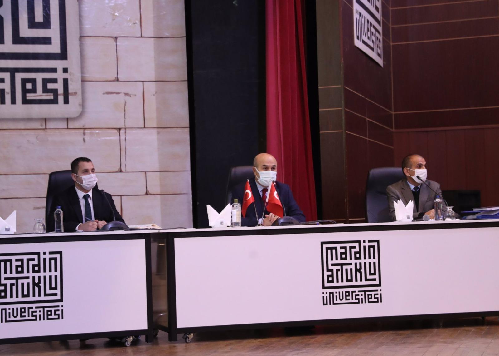2021 Yılının İlk İl Koordinasyon Kurulu Toplantısı Yapıldı