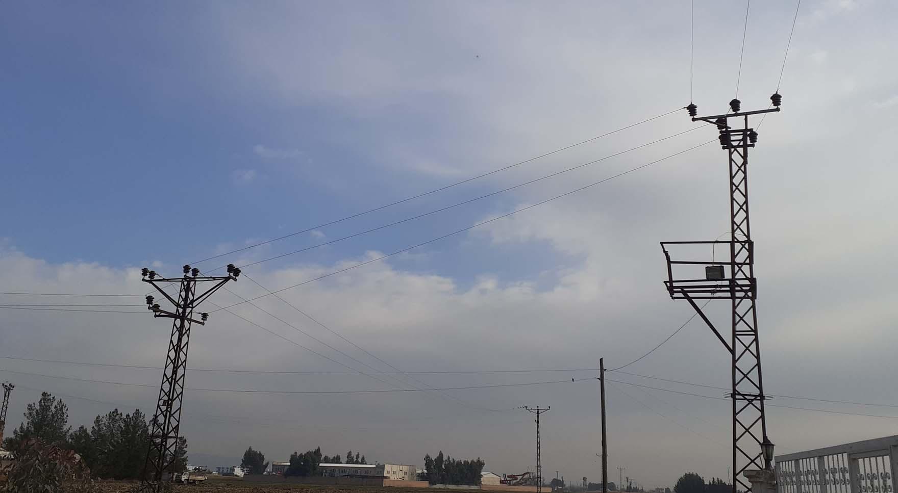 Nusaybin'de elektrik kesintisi