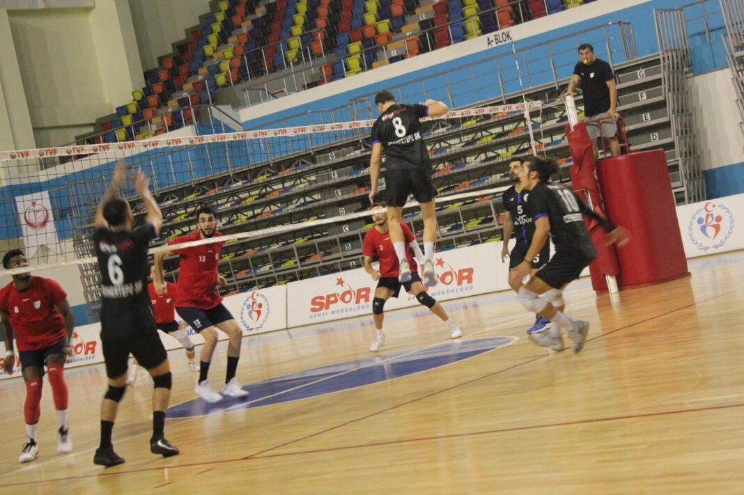 Yeni Kızıltepe Spor 3-0 Ünalsan Group Şiran Akademi